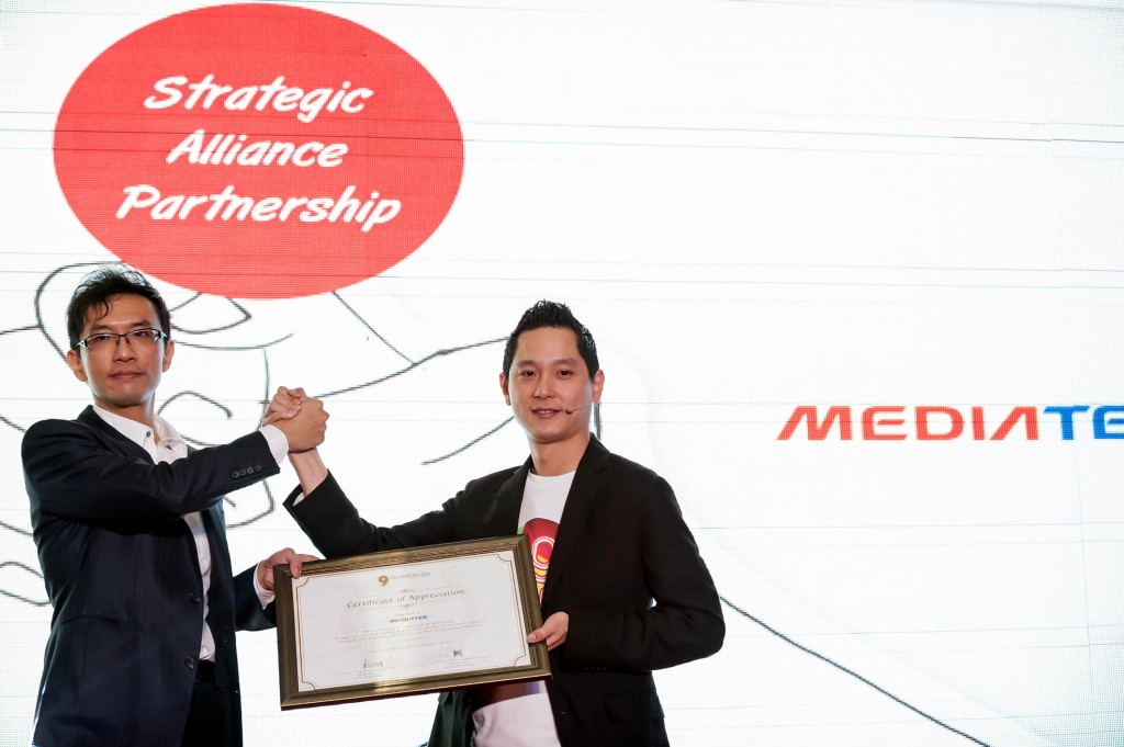 MEDIATEK PARTNERSHIP